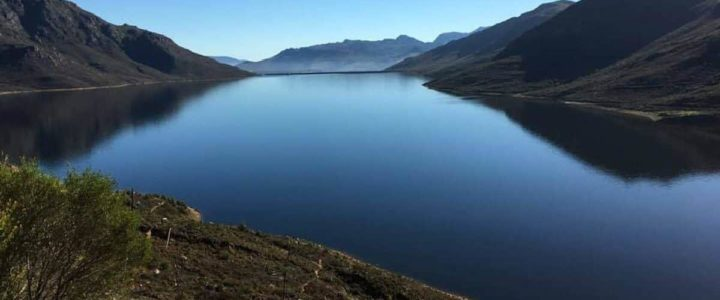 Dam levels for Cape Town decline in heavy rainfall month (May)
